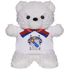 Coyne Coat of Arms Teddy Bear