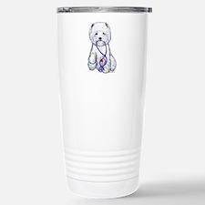 Westie Walkie Travel Mug