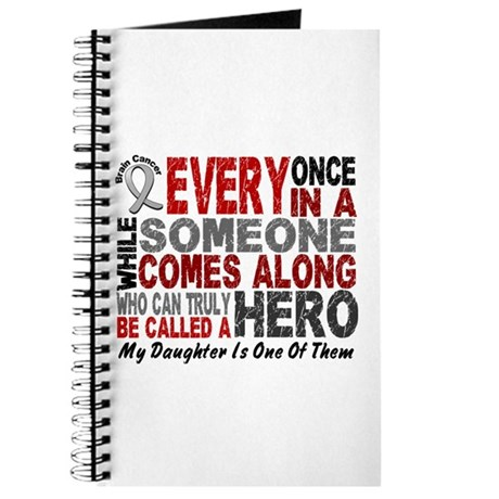 HERO Comes Along 1 Daughter BRAIN CANCER Journal