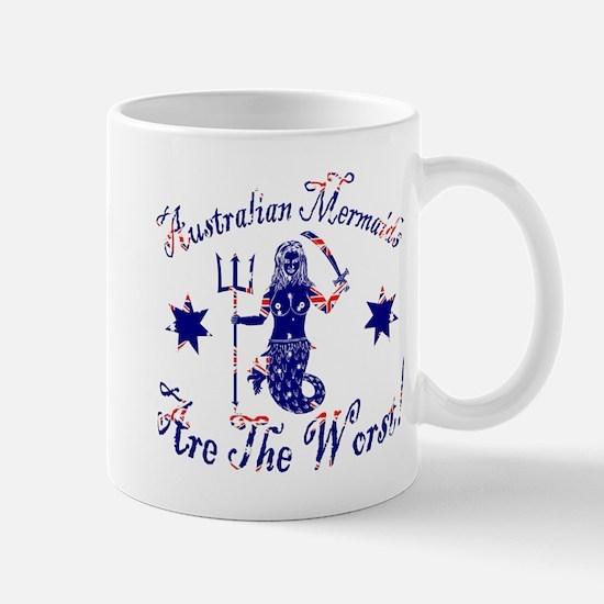 Australian Mermaids are the W Mug