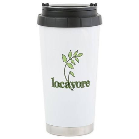 Green designs Stainless Steel Travel Mug