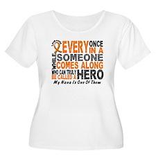 HERO Comes Along 1 Nana LEUKEMIA T-Shirt