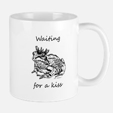 Waiting For a Kiss Mug