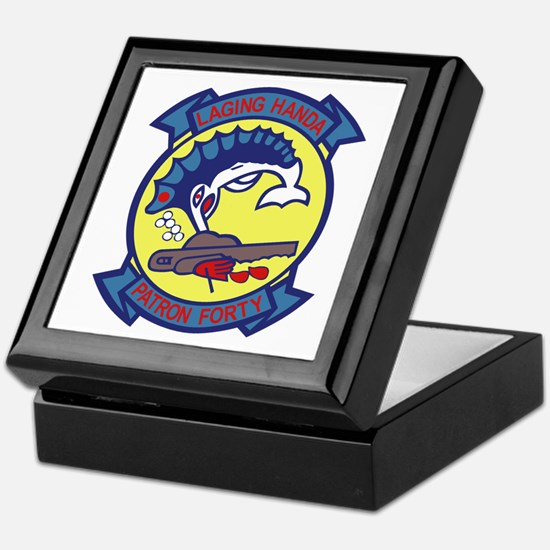 Cute Patron saints Keepsake Box