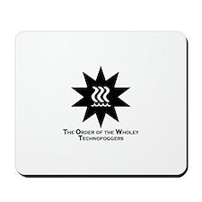 Technofogger Mousepad