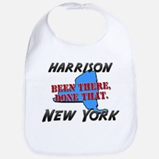 harrison new york - been there, done that Bib