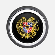 Coat of Arms of Armenia Wall Clock