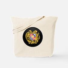 Coat of Arms of Armenia Tote Bag