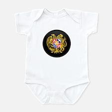Coat of Arms of Armenia Infant Bodysuit