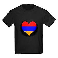 I love Armenia Flag T