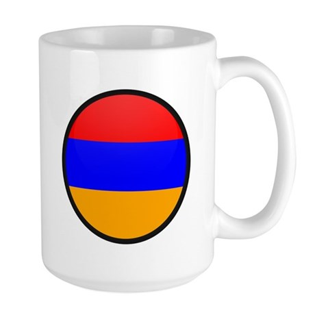Armenia Large Mug