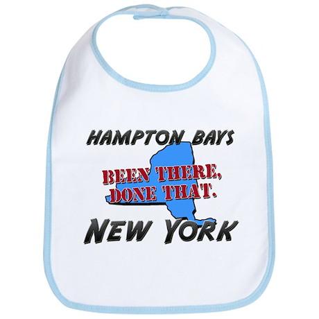 hampton bays new york - been there, done that Bib