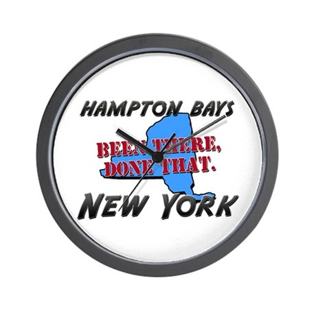 hampton bays new york - been there, done that Wall
