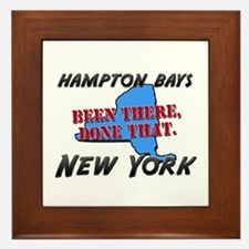 hampton bays new york - been there, done that Fram