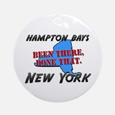 hampton bays new york - been there, done that Orna