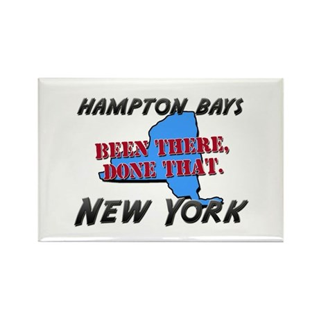 hampton bays new york - been there, done that Rect
