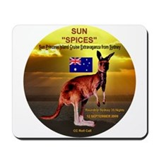 Sun SPICES R/T SYD 2009 Mousepad