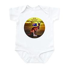 Sun SPICES R/T SYD 2009 Infant Bodysuit