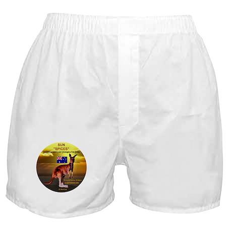 Sun SPICES R/T SYD 2009 Boxer Shorts