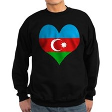 I Love Azerbaijan Sweatshirt