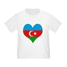 I Love Azerbaijan T