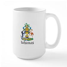 Bahamian Coat of Arms Seal Mug