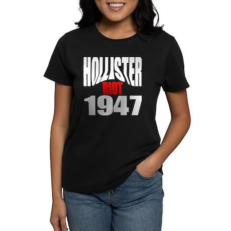 Hollister Riot 1947 Women's Dark T-Shirt