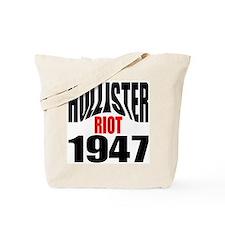 Hollister Riot 1947 Tote Bag