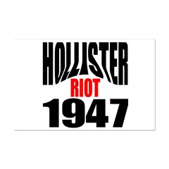Hollister Riot 1947 Posters