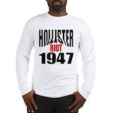 Hollister Long Sleeve T Shirts