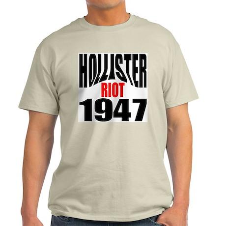 Hollister Riot 1947 Light T-Shirt