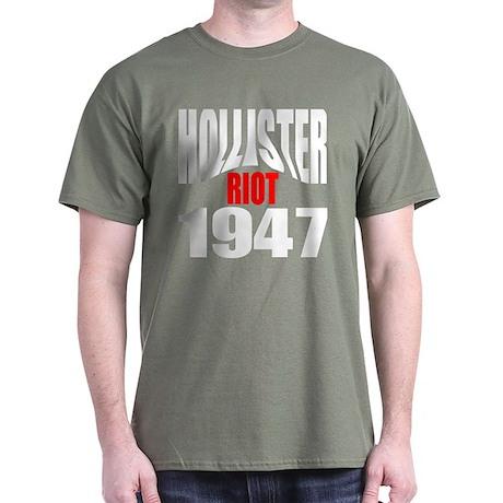 Hollister Riot 1947 Dark T-Shirt