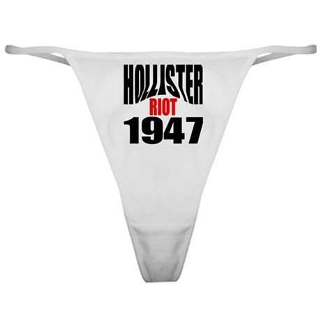 Hollister Riot 1947 Classic Thong