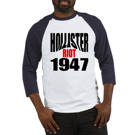 Hollister Riot 1947 Baseball Jersey