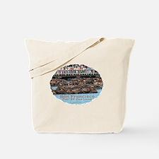 SF Pier 39 Sea Lions - Tote Bag