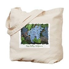 Napa Valley Grapes - Tote Bag
