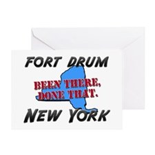 fort drum new york - been there, done that Greetin