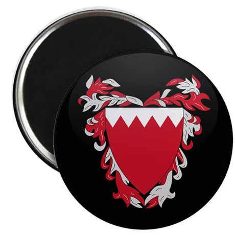 Coat of Arms of Bahrain Magnet