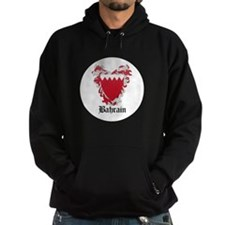 Bahraini Coat of Arms Seal Hoodie