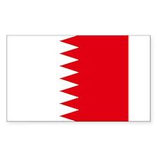 Bahraini Rectangle Decal