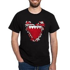 Bahrain Coat of Arms T-Shirt