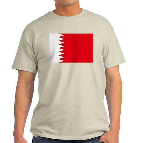 Bahrain Flag Light T-Shirt