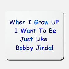 Bobby Jindal Mousepad