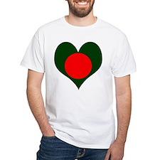 I Love Bangladesh Shirt