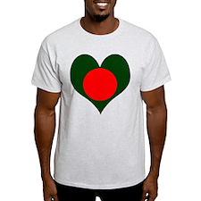 I Love Bangladesh T-Shirt