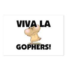 Viva La Gophers Postcards (Package of 8)