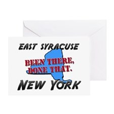 east syracuse new york - been there, done that Gre