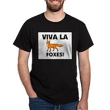 Viva La Foxes T-Shirt