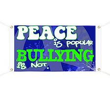Cute Peace Banner