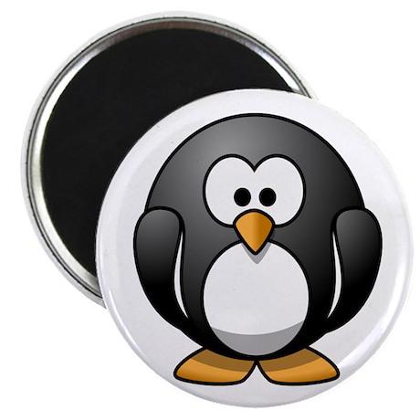 Cartoon Penguin Magnet